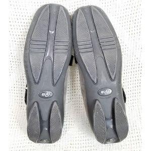 asgi Shoes - Asgi Grey Suede Strappy Mary Janes
